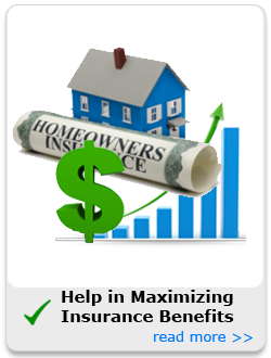Help In Maximizing Your Insurance Benefits Homeowners